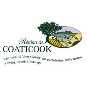Nous sommes heureux de compter parmi nos amis et partenaires la belle Région de Coaticook.